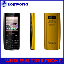free mobile phone new GRESSO X2-02 2 Bands 3040 speaker Dual sim dual standby mobile phone