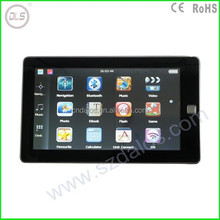 7'' Inch 4GB 128MB FM Touch Screen Car Navigation GPS SAT NAV With UK/US/AU Maps