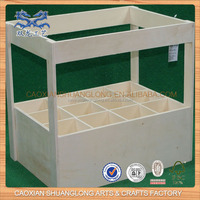 New Wooden Crates/Cheap Wooden Crates/Wooden Wine Crates For Sale Factory