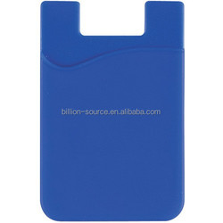 promotional giveaway 3m adhesive silicone smart card pocket
