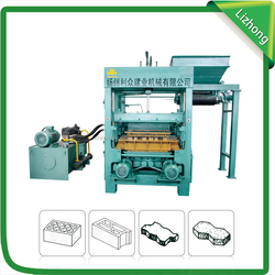 Low Cost and High Benefit QT8-15(upgraded type)Brick Making Machine From China Top Manufacturer