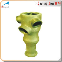 Hot new products best selling foundry cast iron fire hydrant