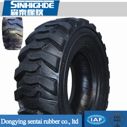 Low Cost High Quality rim guard skid-steer tire 14-17.5