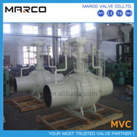 Competitive price buried underground or cryogenic low temperature extended and long stem ball valve