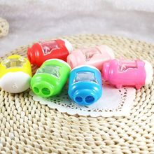 Beautiful mini custom shape rubber eraser