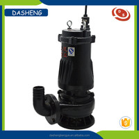 Chinese wholesaler WQ sewage sludge water pump