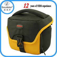 alibaba China discount ! camera shoulder pouch waterproof travel hiking camera bag