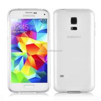 Ultra Thin Transparent TPU case for Samsung Galaxy S5