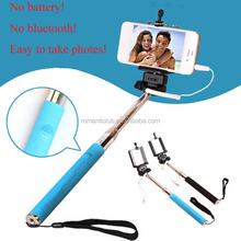 2015 Wireless camera bluetooth remote shutter for iPhone and samsung bluetooth remote shutter