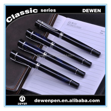 heavy metal refillable luxuries signature roller tip pen 0.5mm rollerball gel pen