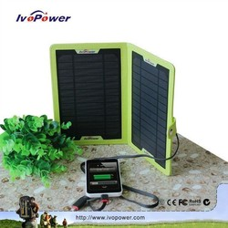 Lowest price solar charger wholesale mounting solar panel