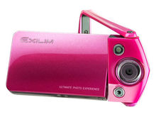 CASIO EXILIM EX-TR35 TR350S HIGH SPEED DIGITAL CAMERA