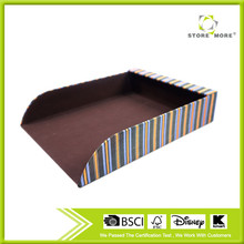 Leather Collection File&Letter Tray, A4 Paper-Size
