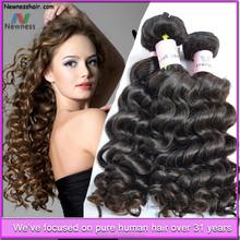 Alibaba express hair Crochet hair extension brazilian italian weave human hair extension