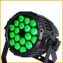 mute running Theater and wedding use RGBWA+UA 6in1 color or 5in1 color waterproof IP65 led par light/stage lighting