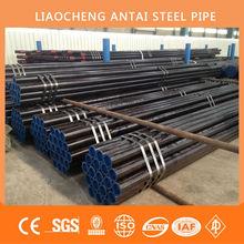 Buy Astm A106 Grade B Black Seamless Steel Pipe