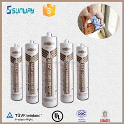 Baiyun quick dry rtv structural silicone sealant