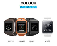 On Selling Dual Sim Card phone watch W3 with Buletooth/MP3 player/keyboard