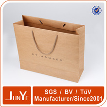 large kraft brown paper grocery bags with handles