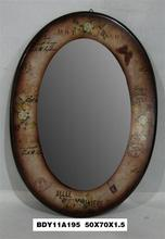 Brand new butterfly mirror wall decor with low price