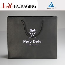 Hot sale luxury glossy UV eco friendly reusable custom printed glossy bags