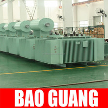 S9/S11-M three phase 30kv oil immersed power distribution transformer