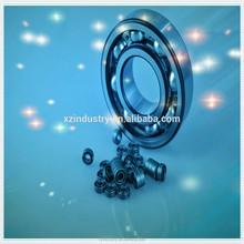 Us stainless hybrid ceramic ball rubber bearings