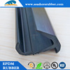 china epdm rubber extrusion factory supply container door rubber seal gasket
