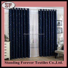 Indian style cheap window shading free standing curtain