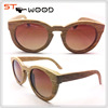 whole sale sunglasses round wood sunglasses