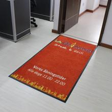 Brand new Entrance Advertising Logo Mat made in China
