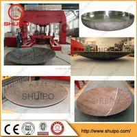 High Precision Hydraulic Steel Dish End Expanding Machine