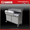 san 955V CE hot melt perfect glue binder machine