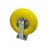 PU foam wheel 10x3.00-4 for hand Trolley wheel and castor