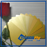 High quality machine printed PVC cards, plastic gift cards