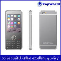 SPECIAL DESIGN DUAL CARD 2.8 INCHES GSM FEATURE MOBILE PHONE