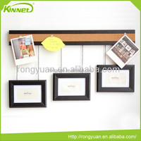 New popular multifunctional photo frames with cork