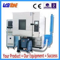 Newly designed economical climate and vibration combined chamber