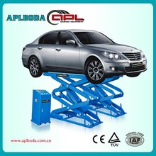 (loading weight:3.0T) Bestseller factory offer tScissor Lift, Auto car lifts for Wheel Alignment (CE)