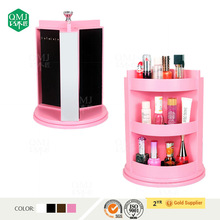 four colors cheap mdf wooden carrying case for jewelry cabinet