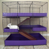 High Quality Recyclable Strong and Safe Coroplast Rabbit Cages