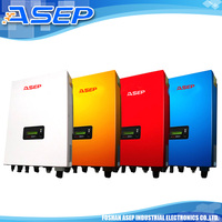 Best price good quality 12v 220v 5000W solar panel inverter dc to ac converter