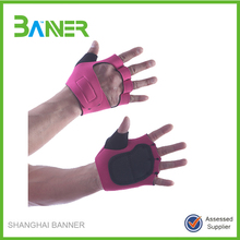 Hight quality half fingers neoprene surf gloves