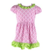 2015 hot sale newest style Frock sex girl Dress Fashion Girl Children Fancy Dress Flower