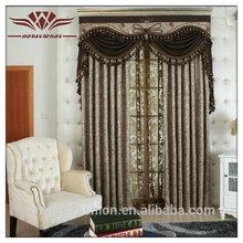 Negro- a cabo cortinas, elegante cenefa cortinas, de cuentas de la cenefa cortinas