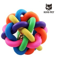 Hotsale colorful plastic pet toys for cats and dogs