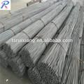 Vergalhões de aço deformada preço/barras de ferro para construção/concreto/construção