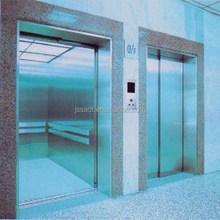 Machine room less hydraulic freight elevator price