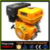 4-stroke 15hp gasoline model engine air-cooled 420cc displacement engine with electric start