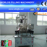 2013 New Aluminum can filling and capping machine